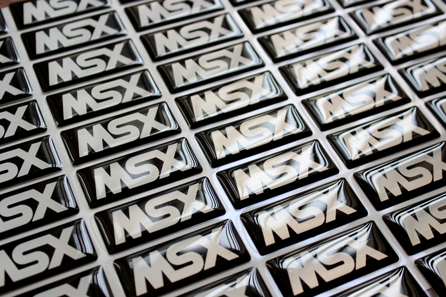Chegaram os brindes da Clube MSX #2 | Revista Clube MSX