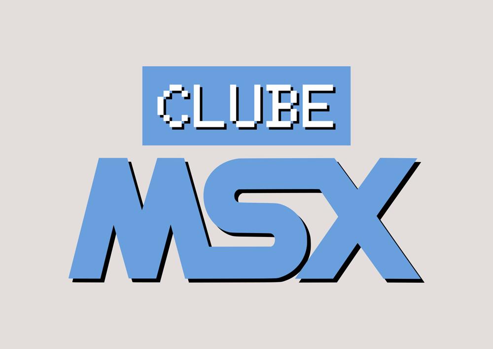 Logo Clube MSX