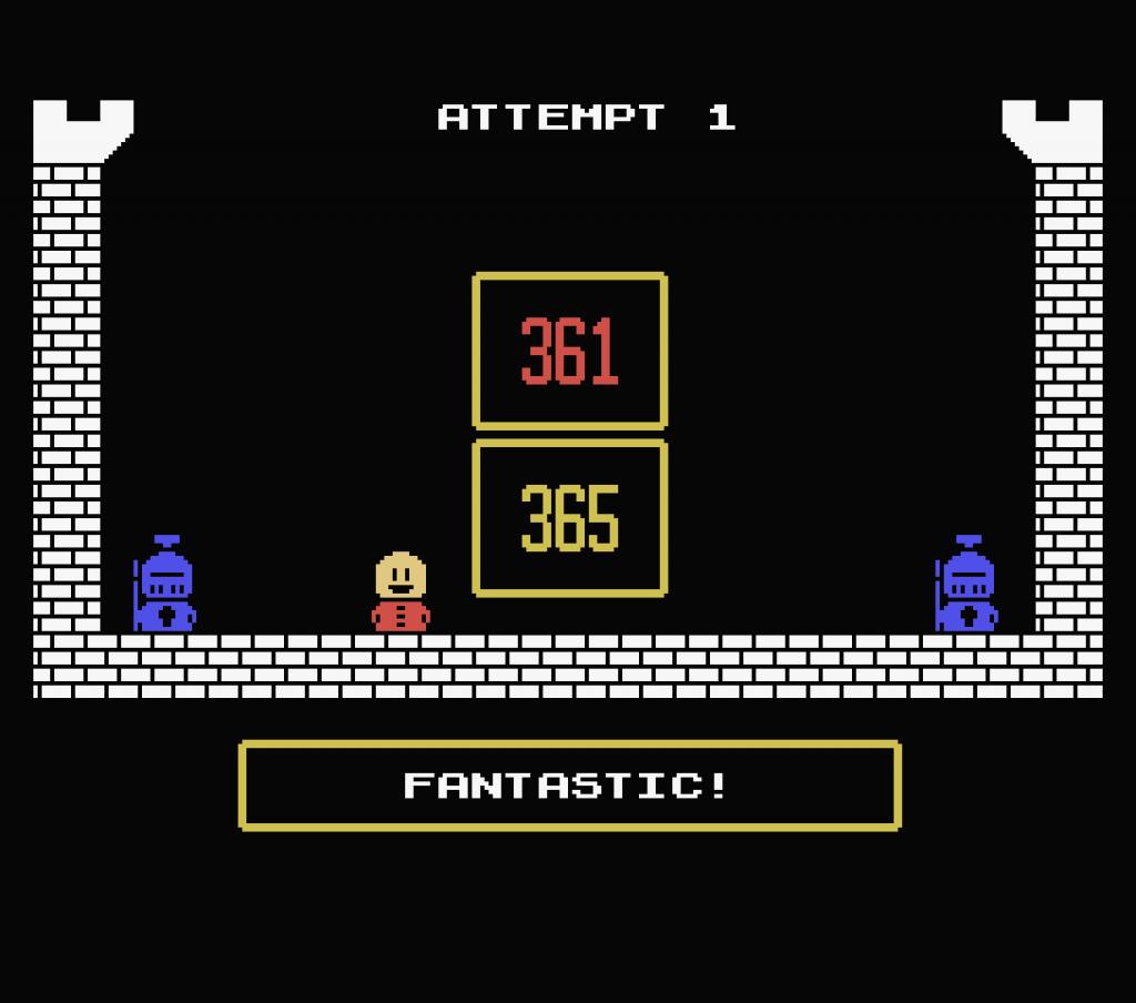 Countdown King para baixar de graça | Revista Clube MSX