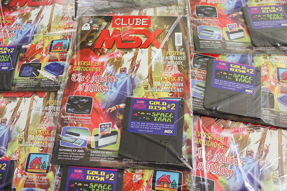 Revista Clube MSX #7 | REVISTA CLUBE MSX