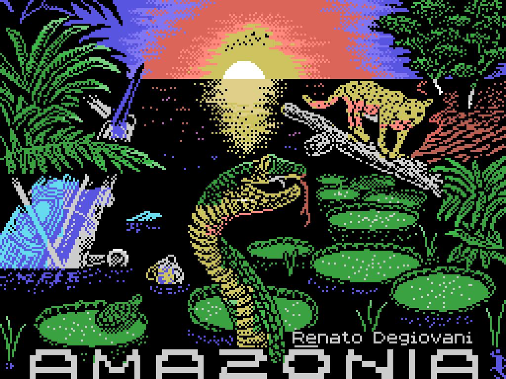 Live: relançamento do jogo Amazônia e mais! | Revista Clube MSX