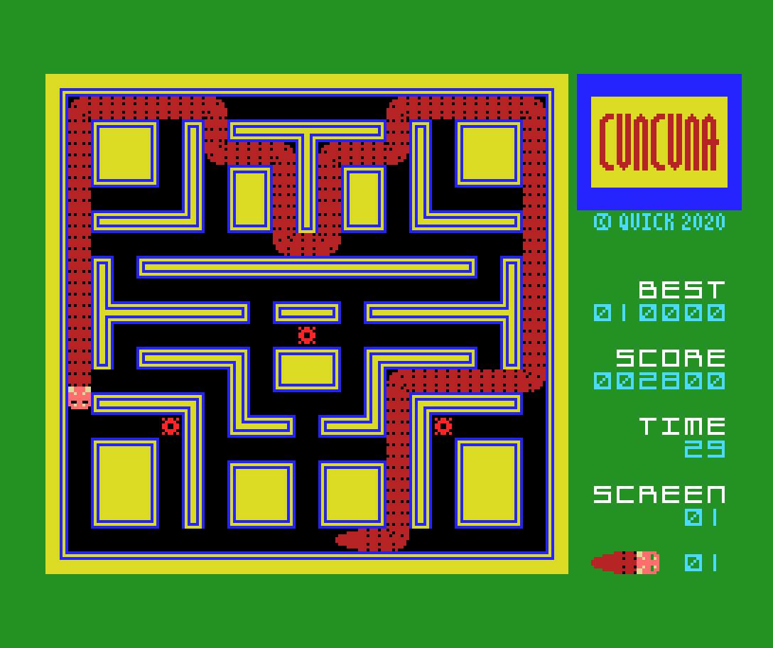 Nono jogo participante na MSXdev'20 | Revista Clube MSX