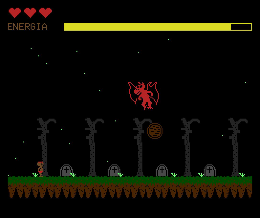 Demonia ganha versão em BASIC para MSX2 | Revista Clube MSX