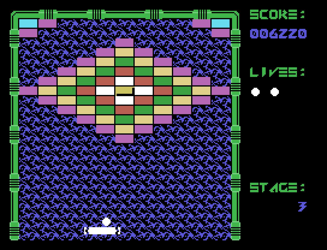 Raftoid: décimo jogo participante na MSXdev'20 | Revista Clube MSX