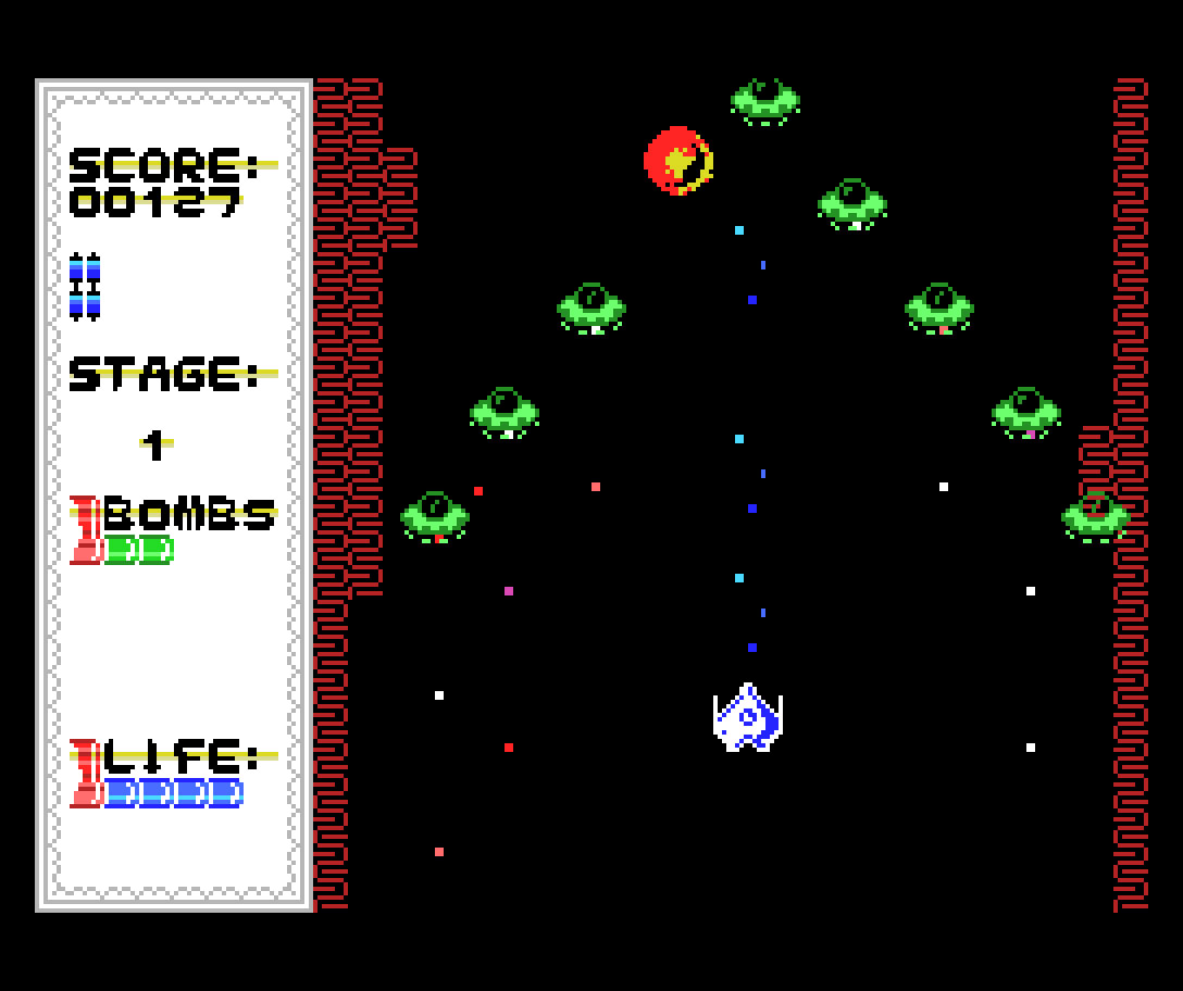 Oitavo jogo participante na MSXdev'20 | Revista Clube MSX