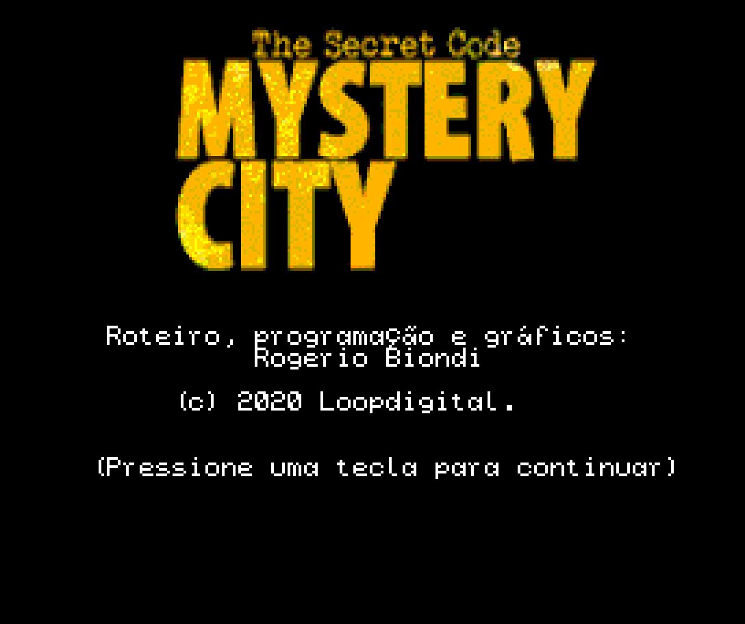 Adventure brasileiro para MSX2 e ZX Spectrum Next | Revista Clube MSX