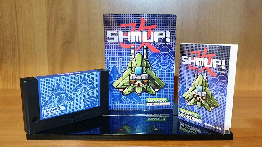 Novo shmup para MSX1 e MSX2 é lançado | REVISTA CLUBE MSX