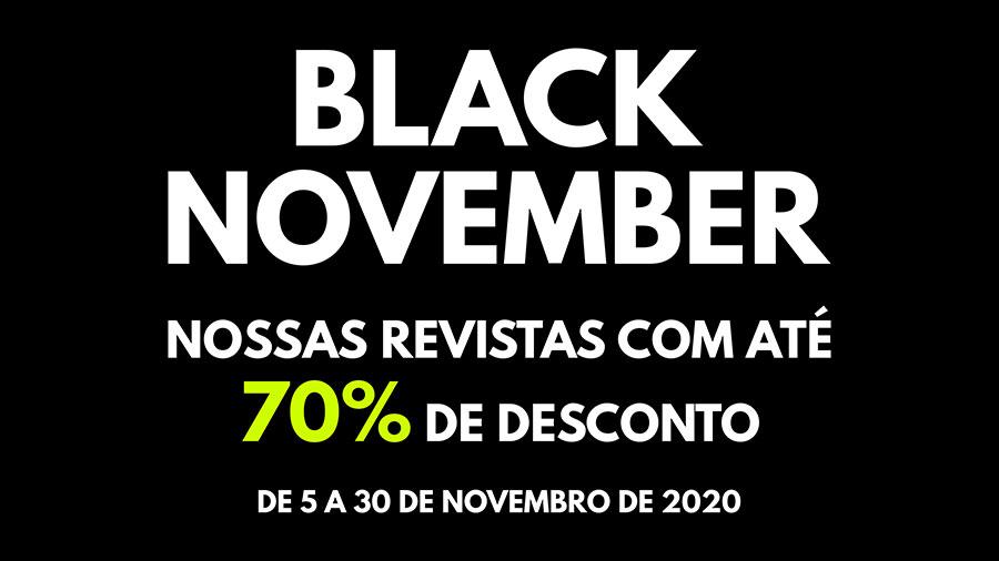 Black November 2020 | Revista Clube MSX