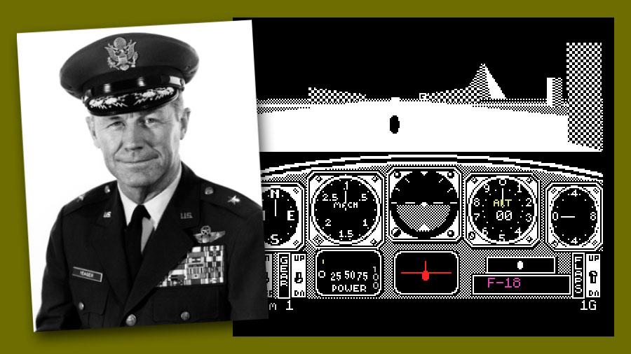 Morre Chuck Yeager, lendário aviador da II Guerra Mundial