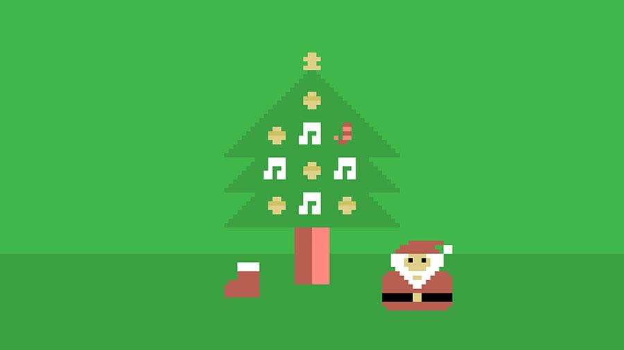Feliz Natal e um próspero 2021!