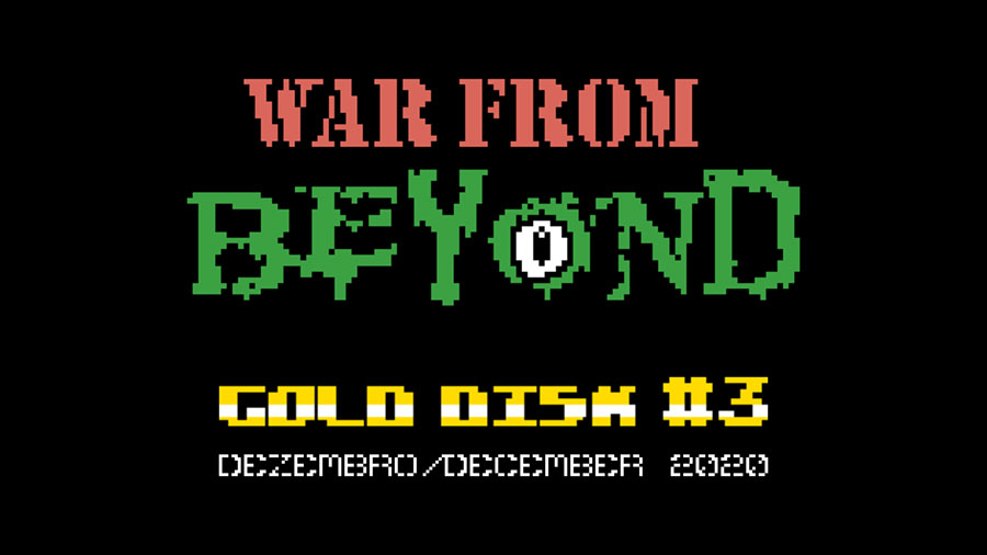 War from Beyond - Promo video | Revista Clube MSX