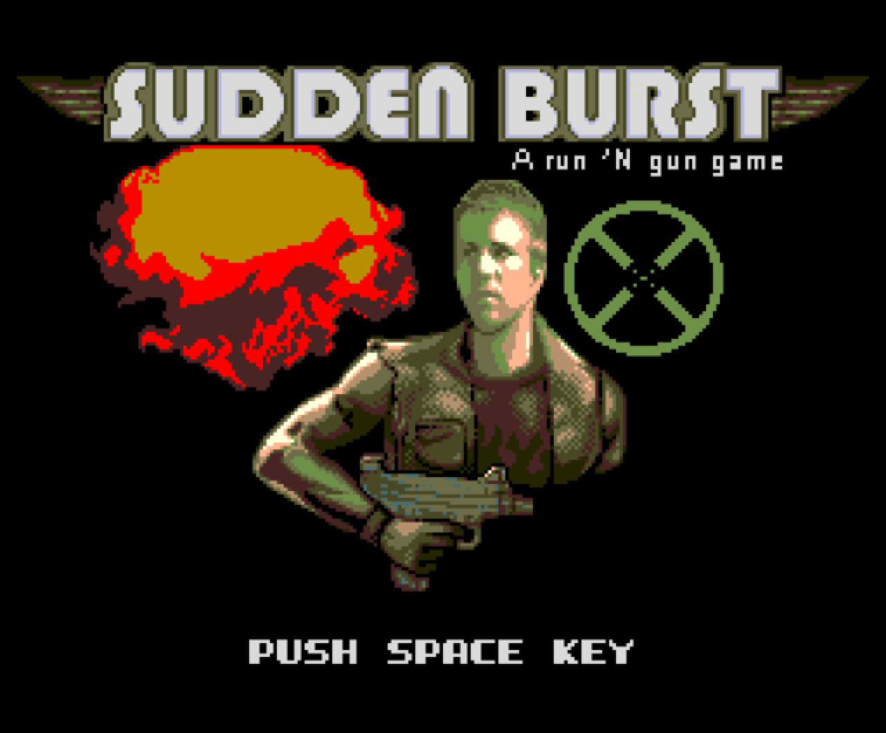 Aberta pré-venda de run and gun espanhol para MSX2 | Revista Clube MSX