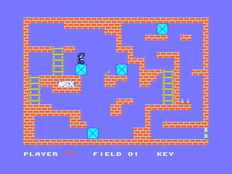 Primeiro jogo inscrito na MSXdev'21 | Revista Clube MSX