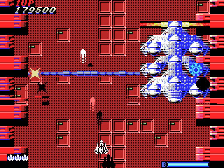 Dynamite Go! Go!: novo shmup para MSX1 | Revista Clube MSX