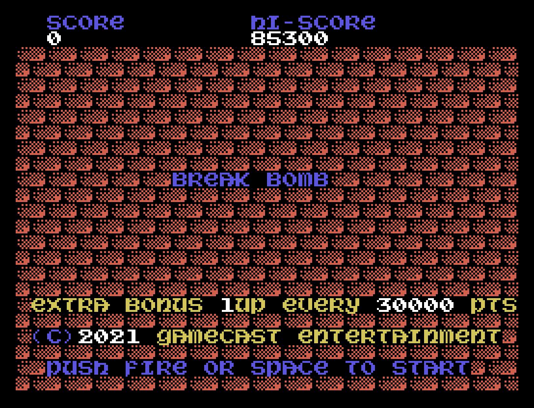Quinto jogo inscrito na MSXdev'21 | Revista Clube MSX