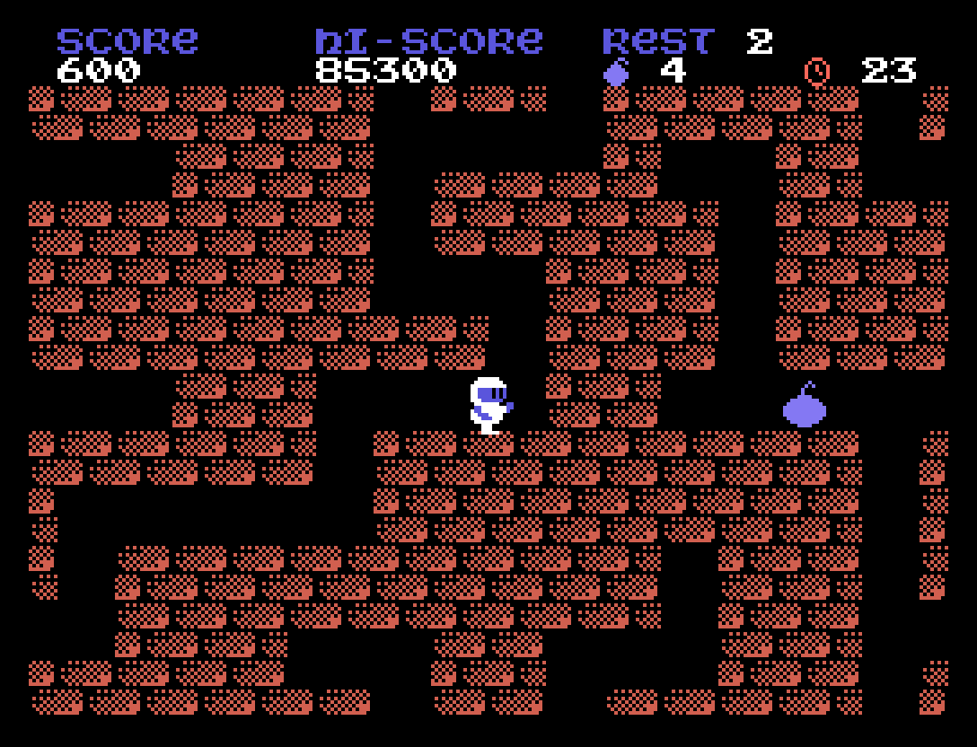 Break Bomb: quinto jogo inscrito na MSXdev'21 | Revista Clube MSX