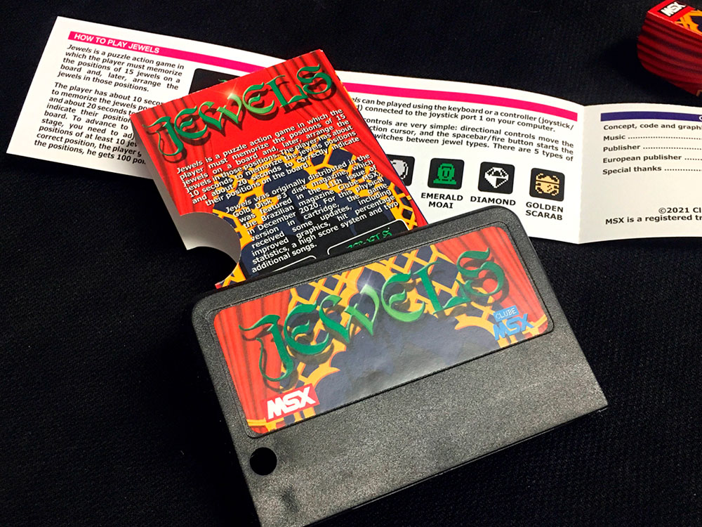 Matra lança três novos títulos em cartucho para MSX | Revista Clube MSX