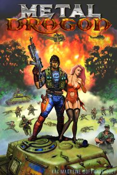 Metal Dragon: iniciada a pré-venda de novo jogo do Kai Magazine | Revista Clube MSX