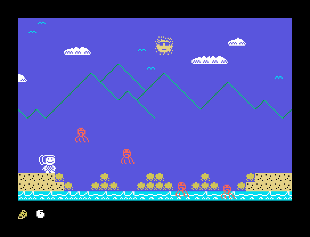 Tortilla Sunrise: quarto jogo inscrito na MSXdev'21 | Revista Clube MSX