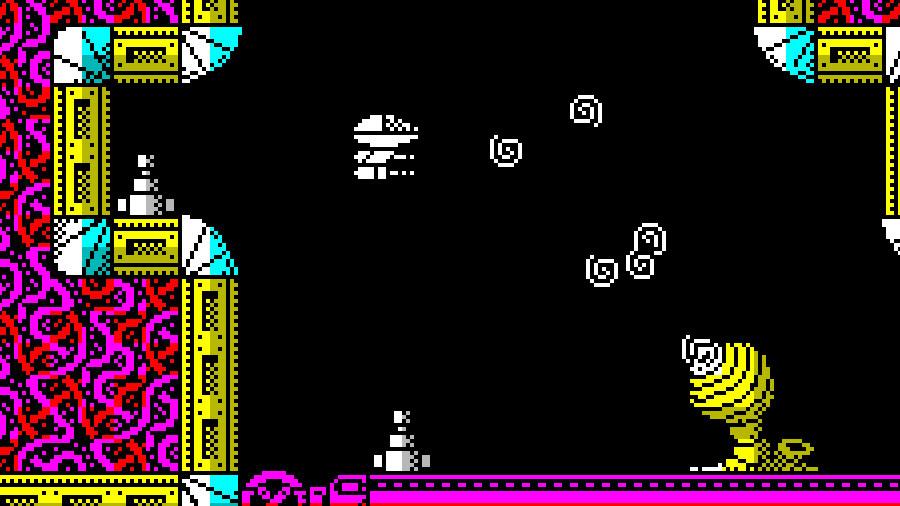 Cybernoid: clássico do Speccy ganha versão para MSX2 | Revista Clube MSX