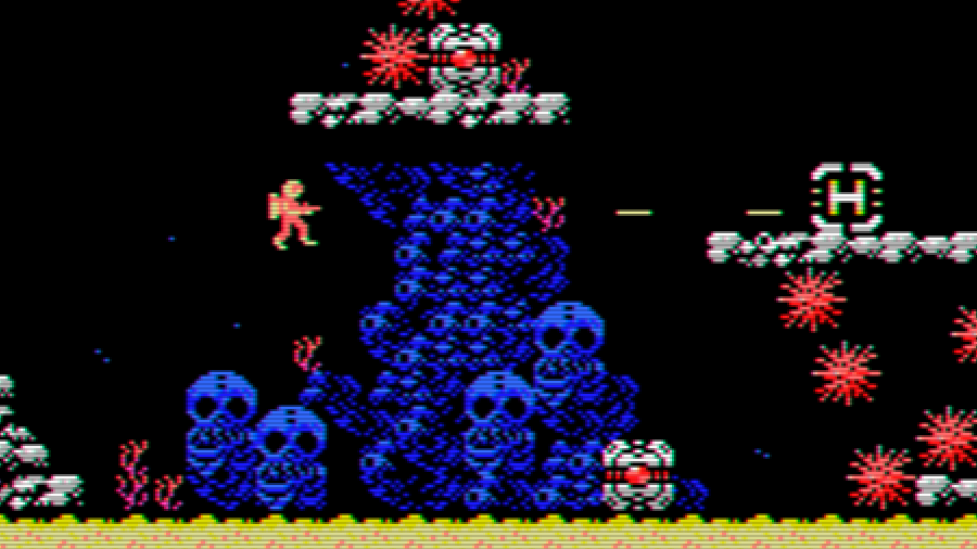 Mutants from the Deep: novo de Locomalito para MSX e PC | Revista Clube MSX