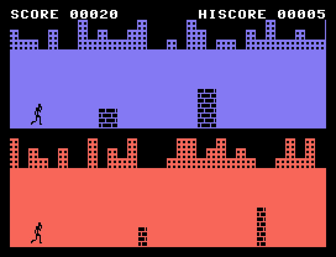 Make Them Jump: nono jogo inscrito na MSXdev'21 | Revista Clube MSX