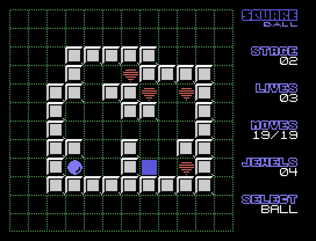 Décimo sexto jogo inscrito na MSXdev'21 | Revista Clube MSX