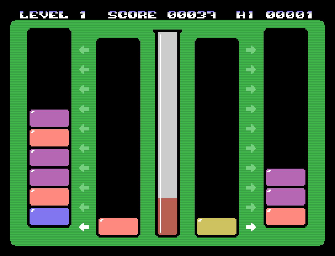 Blockbuster: décimo quarto jogo inscrito na MSXdev'21 | Revista Clube MSX