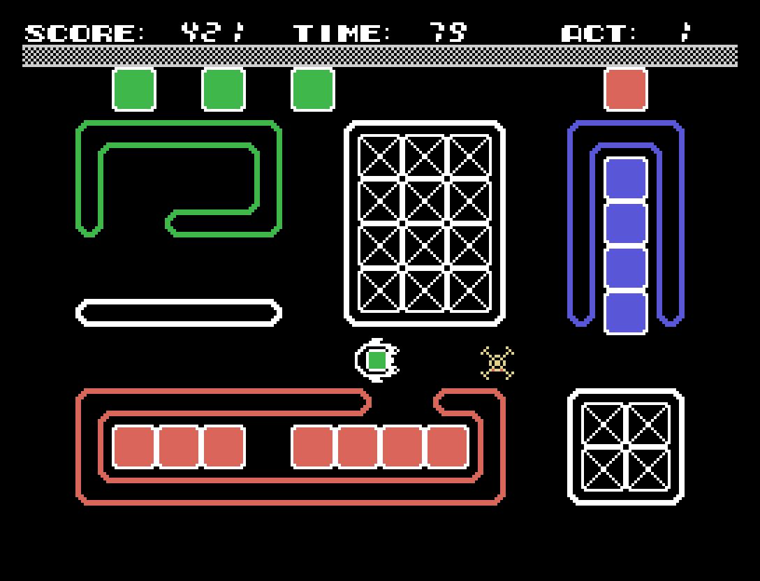 PickinX: décimo quinto jogo inscrito na MSXdev'21 | Revista Clube MSX