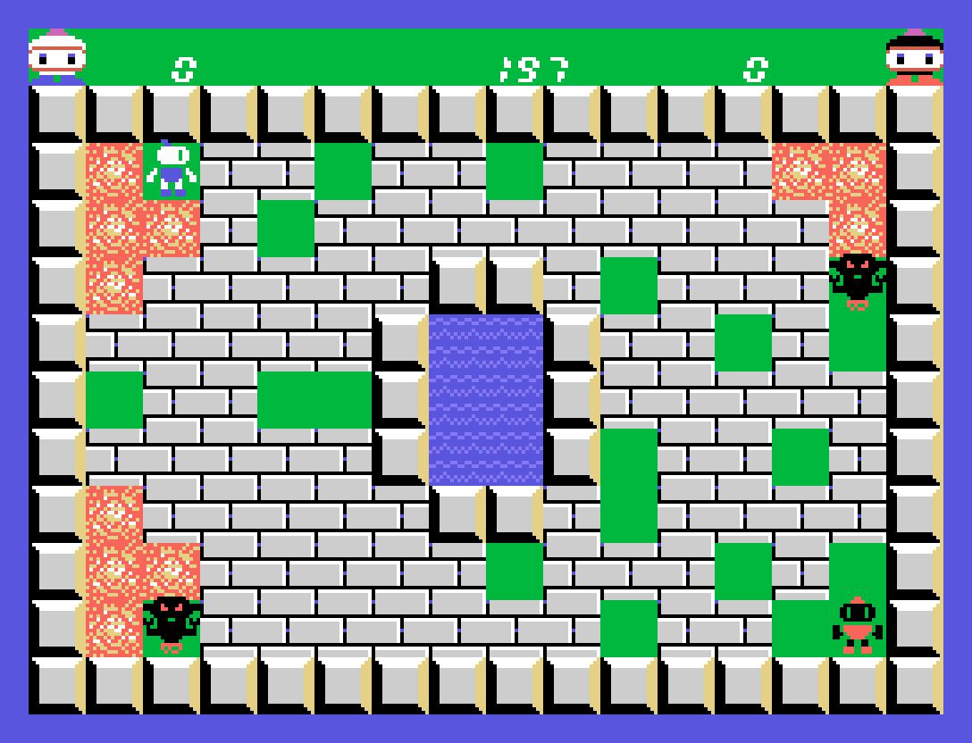 Bomber Battle: novo jogo para MSX1 é lançado oficialmente | Revista Clube MSX