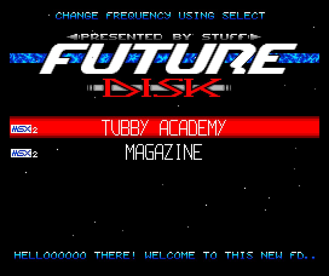 FutureDisk: clássica disk magazine de MSX voltará em 2022 | Revista Clube MSX
