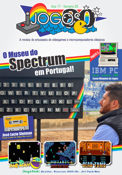 Revista Jogos 80 nº 25