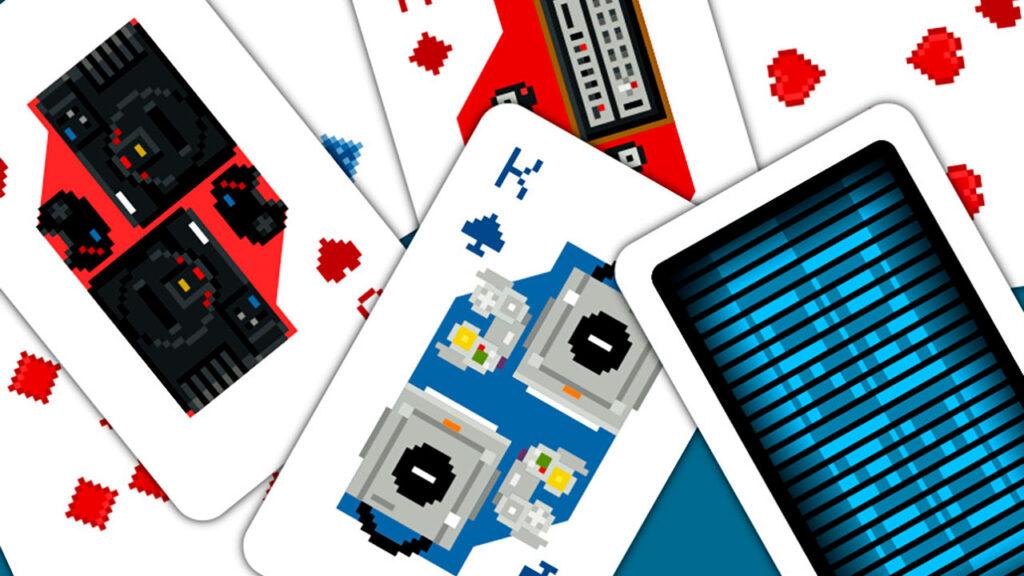 Crowdfunding do dia: novo baralho de videogames clássicos | Revista Clube MSX