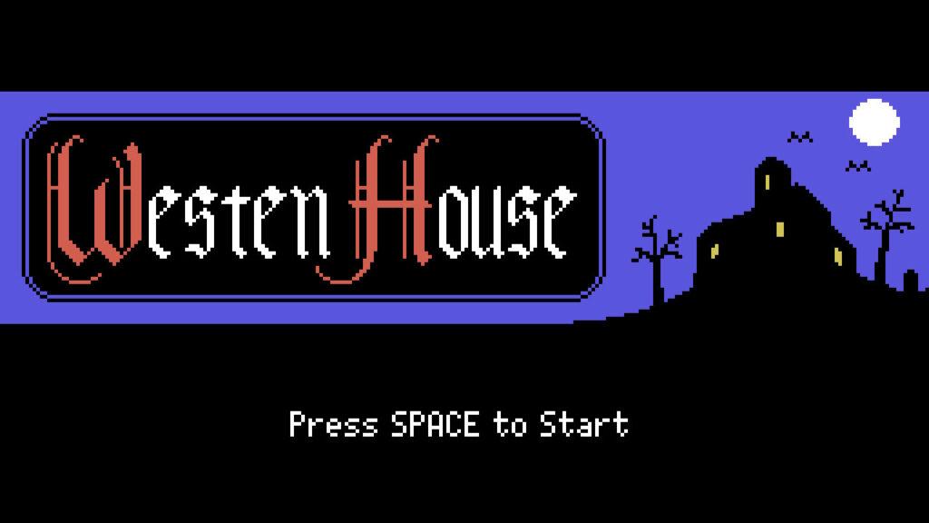 Westen House: novo de Santi Ontañón é um adventure para MSX1 | Revista Clube MSX