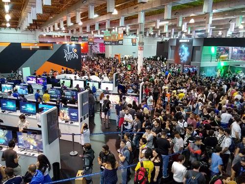 Fotos da Brasil Game Show (BGS) 2019 | REVISTA CLUBE MSX
